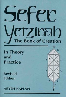 Sefer Yetzira/the Book of Creation The Book of Creation in Theo... 9780877288558
