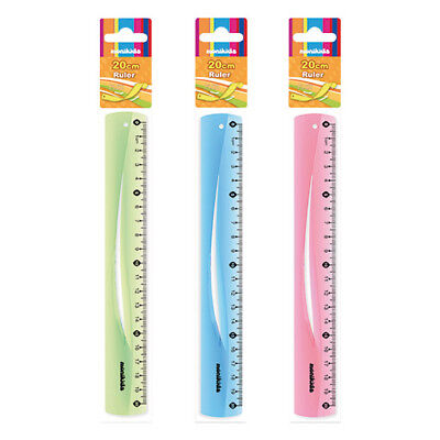 Nikoffice Righello 20Cm Flessibile 1pz