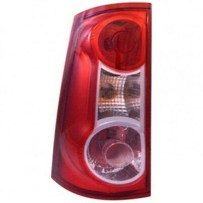 DACIA LOGAN NP200 LEFT REAR LAMP LIGHT ak ;;;