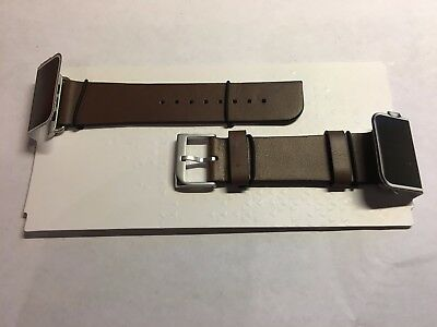 Case-Mate Apple Watch Brown Genuine Leather Band 42mm - PM032802-2