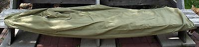 Vintage US Army Sleeping Bag Cover Military WWII Korea