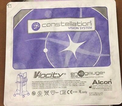 .Alcon constellation 0.9mm tipless phace 8065751155.Lot of 2...........
