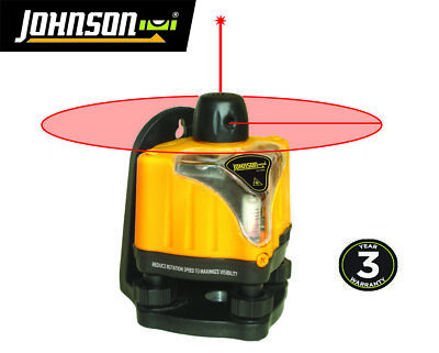 Johnson 40-0922 Rotary Laser - FREE SHIPPING!