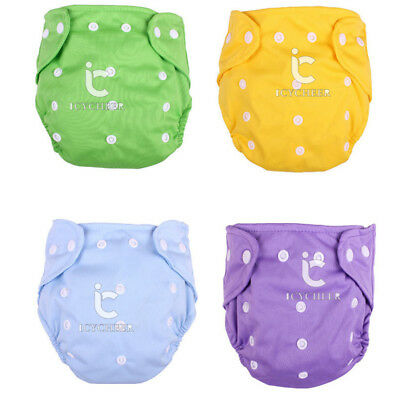 Baby Infant Kid Waterproof Reusable Nappy Diaper Training Pants Briefs Underwear