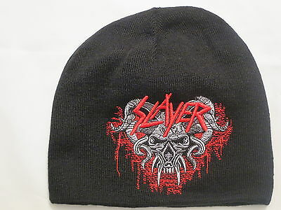 Slayer - Skull beanie FREESHIPPING hat - cap