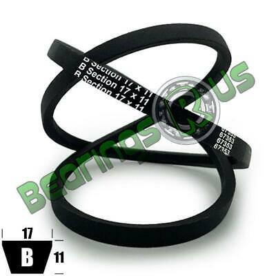 "B43 (17x1092Li) Dunlop B Section V Belt - 43"" Inside Length"
