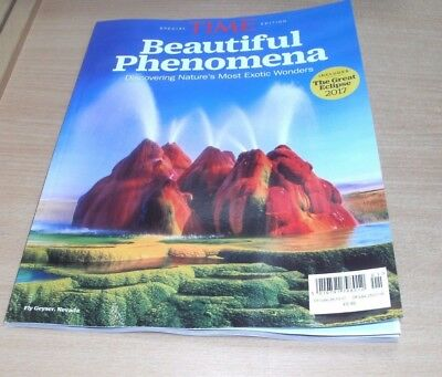 Time magazine SPECIAL EDITION 2017 Beautiful Phenomena; Discovering Nature's