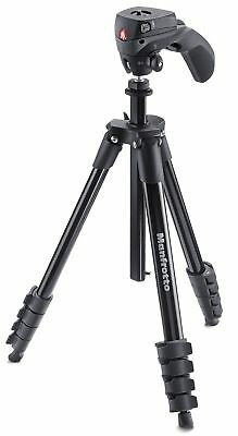 Manfrotto New Compact Action Tripod