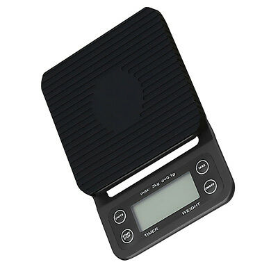 Coffee Drip Scales Coffee Scales/Timer Kitchen Scales Food Scales 3kg/0.1g