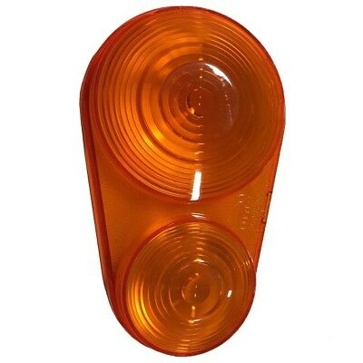 Kubota Right Hand Hazard / Tail Light Lens Part # K2581-62630 for BX Tractors