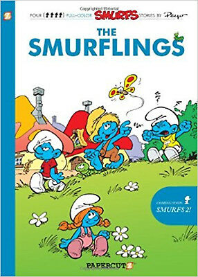 Smurfs #15: The Smurflings, The (Smurfs Graphic Novels (Paperback)), Peyo, Excel