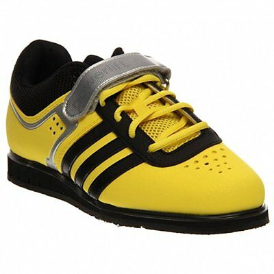 the best attitude cb6d5 63c10 Adidas Powerlift 2 Trainer - Mens Power Lifting Shoes - Yellow  Black -  G96434