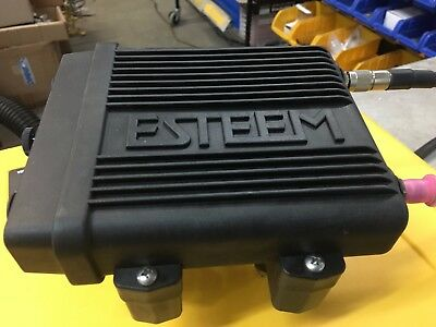 ESTeem 195Ed 900 MHz 54Mbps Wireless Modem with Cable and Antenna