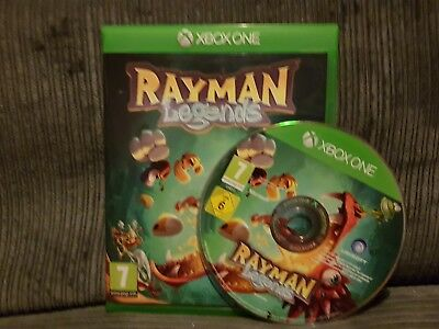 Rayman Legends - Xbox One - Boxed - Pal UK