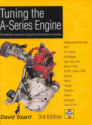 Tune A-Series Engine Motor Guide Book New Haynes Workshop Manual Service Repair
