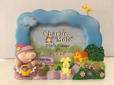 Charlie the Mole Photo Frames - CM301