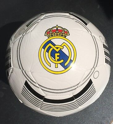REAL MADRID FC Soccer ball Size 5 Brand New Nice Ball