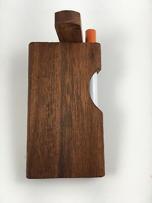 World's Best Handcrafted Rosewood Dugout With Cut by TobaccoFun