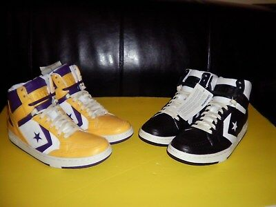 Converse Weapon Shoes Size 8.5 For Men And 10 Womens ( Lot Of 2 )