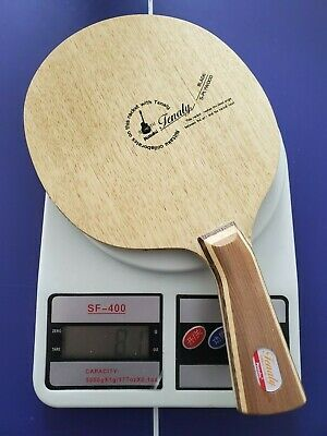 Table Tennis Ping Pong Professional Butterfy Photino ZLF Penhold Limited Blade!!