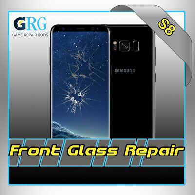 Samsung Galaxy S7 Edge Cracked Screen Glass Repair Replacement Mail In Only