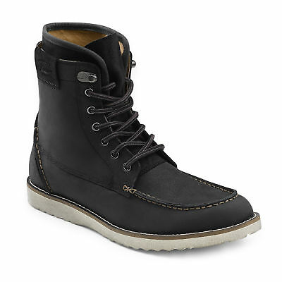 G.H. Bass & Co. Men's Shane Genuine Leather Lace-up Heritage Boot Black