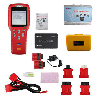 New XTOOL X-100 Pro Scan Tool Auto Programmer immobilizer Programming Fast Ship