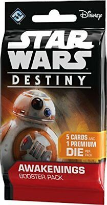 Star Wars Destiny Awakenings Booster Pack, Card Game