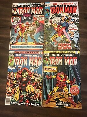 Iron Man Lot!