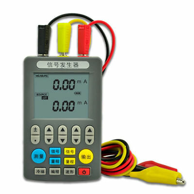New 4-20mA Signal Generator Signal Calibrator with Programmable Output 0-10V