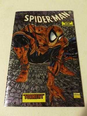 Marvel Collectible Classics Spider-man 2 NM Chrome