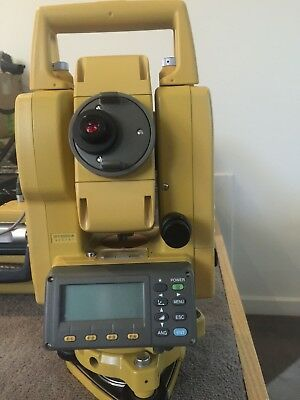 Topcon Gpt-3005Lw Gpt-3005 Prismless Total Station With Fc-2000 All Accessories