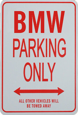 4Wd - Parking Only Sign