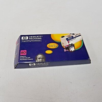 HP 80 Magenta Printhead and Printhead Cleaner C4822A to suit 1050C 1055CM