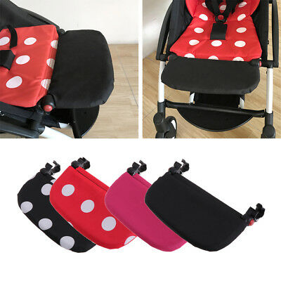 Portable Baby Stroller Lengthen Pedal Extension Seat Sleep Footrest Footset