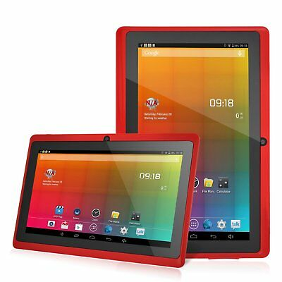 7'' Android 4.4 Tablet PC 8GB Quad Core HD Screen Dual Kamera 7 ZOLL WIFI Wlan