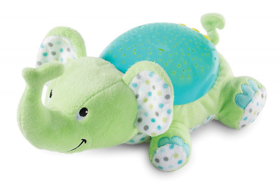 Summer Infant Slumber Buddies Projection and Melodies Soother, Eddie