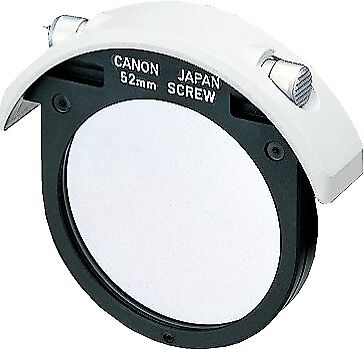 Canon New Drop-in Screw Filter Holder FH52