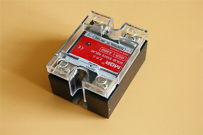 60A AC-AC Solid State Relay Input 70-280V AC Load 24-480V AC SSR 60AA A4860