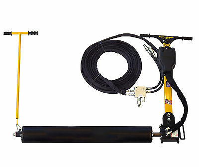 Hydraulic Concrete Roller Screed W/ 18' Pipe