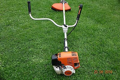 Stihl Fs 90 4-Mix Engine Petrol Strimmer/brush Cutter Good Condition