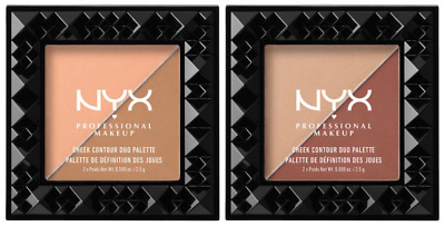 NYX Cheek Contour Duo Palette Please Choose Your Shade New&Sealed Authentic