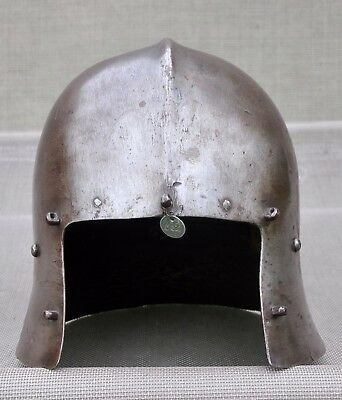 A Very Rare Sallet Knightly Helmet, late 15th century