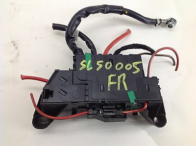 03 06 Mercedes R230 Sl500 Used Right Under Dash 03 06 r230 mercedes sl500 sl55 rear right sam module relay fuse  at reclaimingppi.co