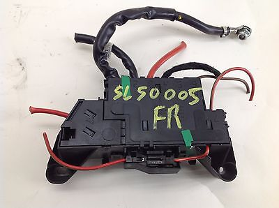 03 06 Mercedes R230 Sl500 Used Right Under Dash 03 06 r230 mercedes sl500 sl55 rear right sam module relay fuse  at eliteediting.co