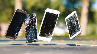 IPHONE 6s  PLUS *** CRACKED LCD-SCREEN-GLASS REPLACEMENT SERVICE