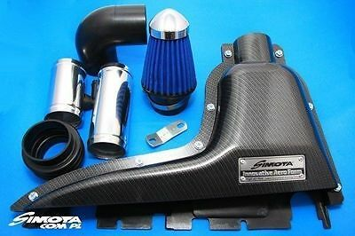Top Cold Air Intake Simota Carbon Aero Form Sm-Pt-026 Citroen Saxo 1997-2003