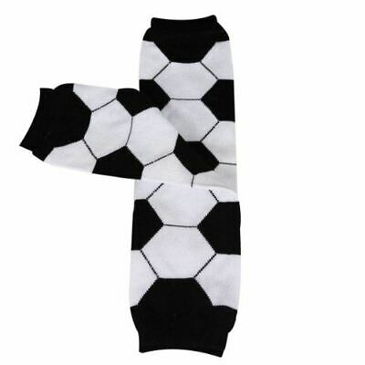 Wrapables Animals and Fun Colorful Baby Leg Warmers - Soccer
