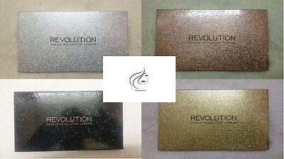 NEW Makeup Revolution Life on the Dance Floor Eyeshadow palette 4 to Choose From