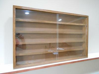 Showcase, Wall Display case cabinet shelves for collectibles (cars,lego ,others)